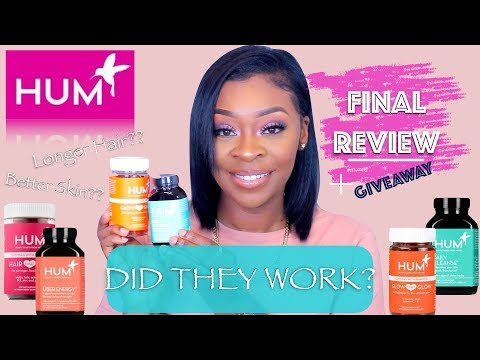 HUM NUTRITION VITAMIN HONEST REVIEW | IS IT WORTH THE…}
