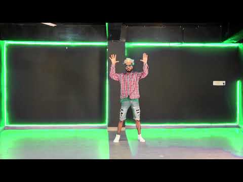 GORE GORE MUKHDE PE || FREESTYLE POPPING DANCE || D BLOND CREW