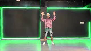 GORE GORE MUKHDE PE    FREESTYLE POPPING DANCE    D BLOND CREW
