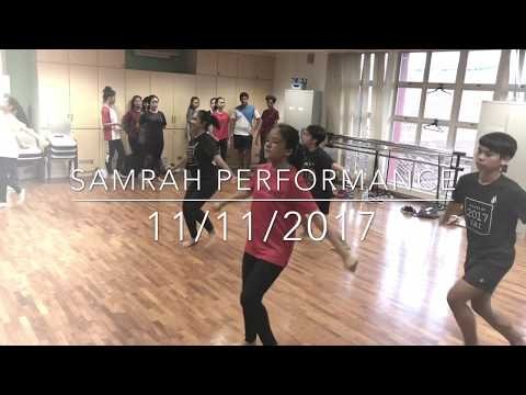 SAMRAH PERFORMANCE AT BEDOK HEARTBEAT!