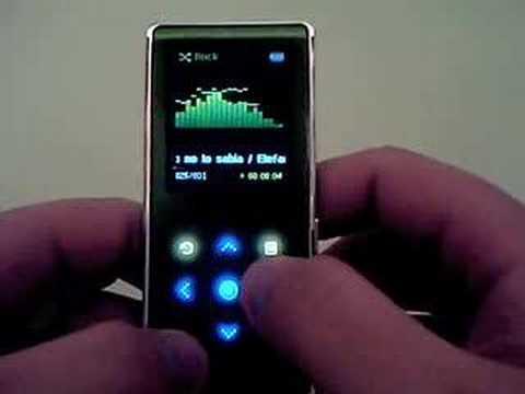 Videoanálisis: Samsung YP-K3