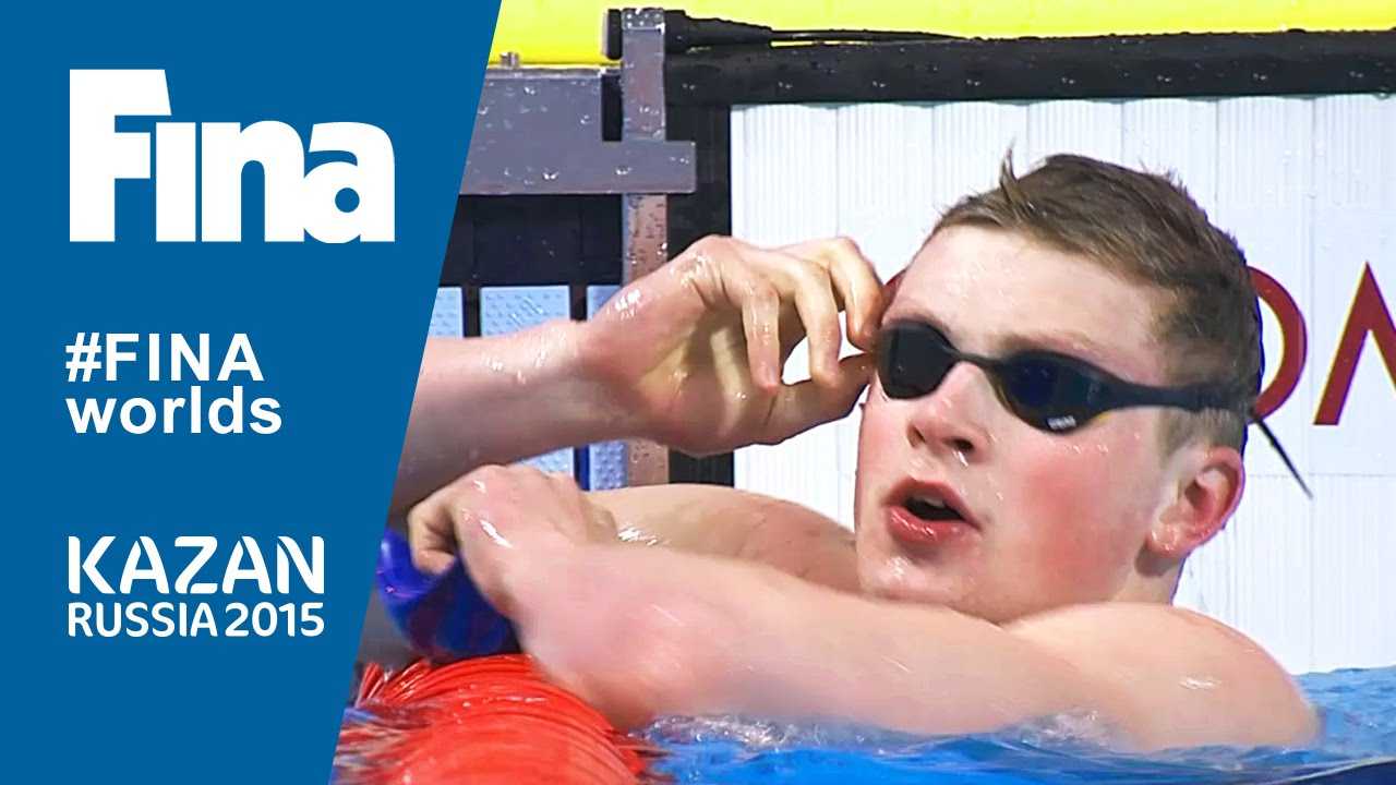 Adam Peaty world record youtube