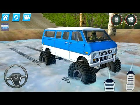 Emergency Monster Cars Driving In Mud - Spintrials Offroad Car #2 - Android Gameplay