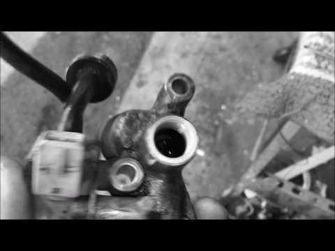 Mercedes M112 v6   M113 v8 EGR valve removal, test and clean - YouTube