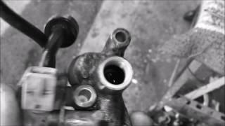 Mercedes M112 v6.. M113 v8 EGR valve removal, test and clean