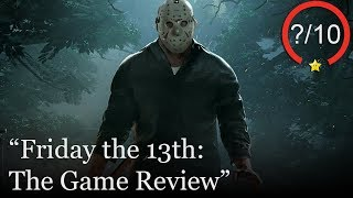 Friday the 13th: The Game PS4 Review