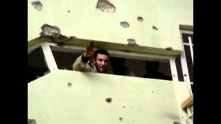جنود القذافي يسلمون انفسهم لثوار مصراته اثناء معركه كليه العلوم