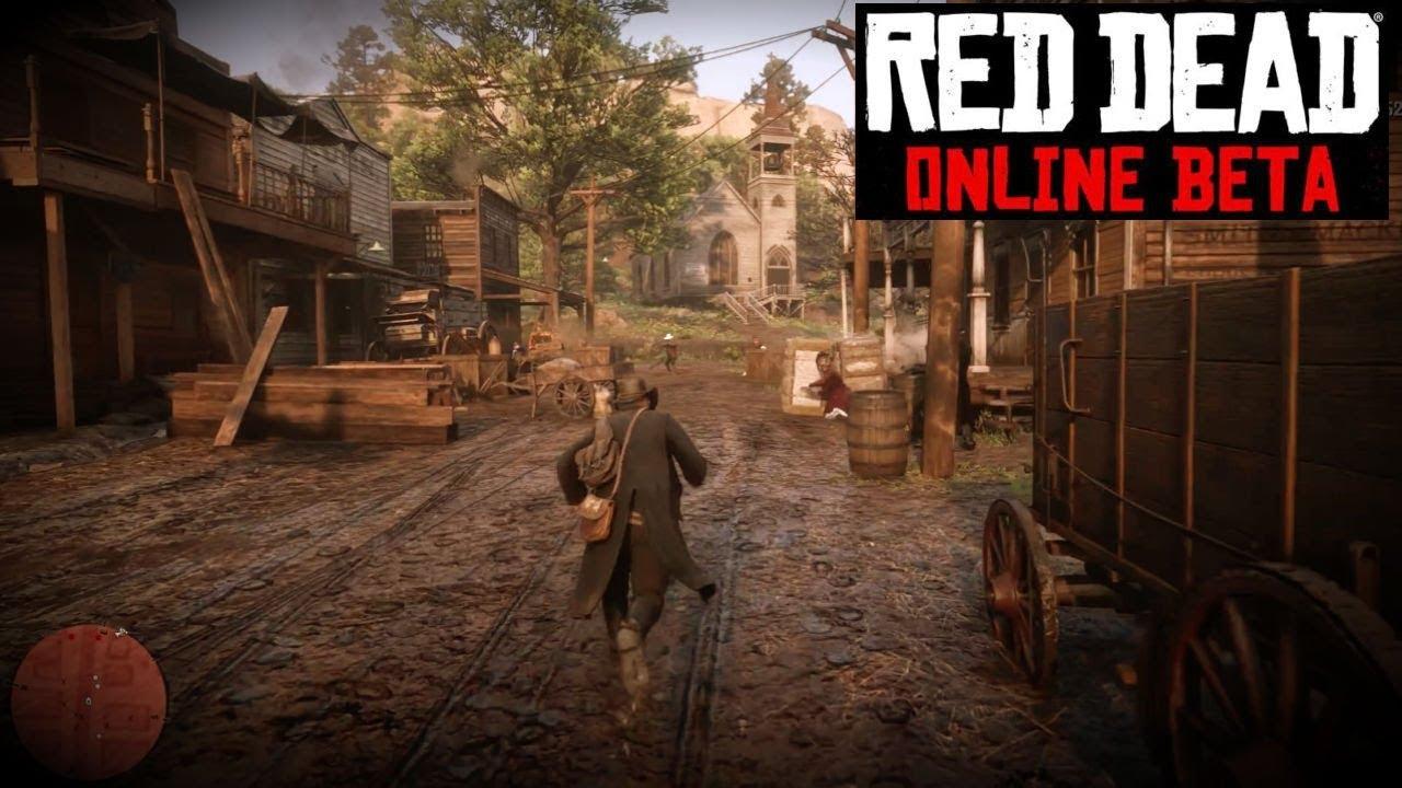 Red Dead Redemption 2 - ONLINE BETA Oficialmente Revelado - Todos os Detalhes