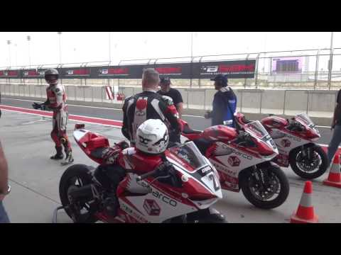 Bahrain BSBK Round 4 Event overview video Mike 'Spike' Edwards