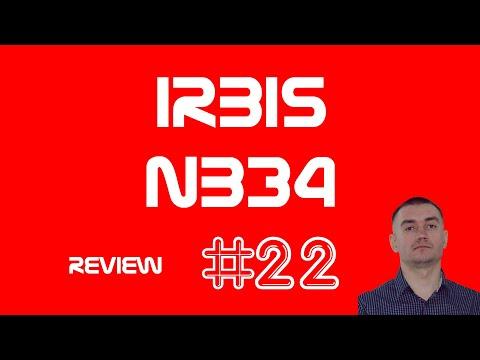 Irbis NB34