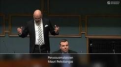 Mauri Peltokangas, Kiitos Suomen kansa!