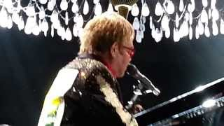 Elton John Live Concert  Your Sister Can