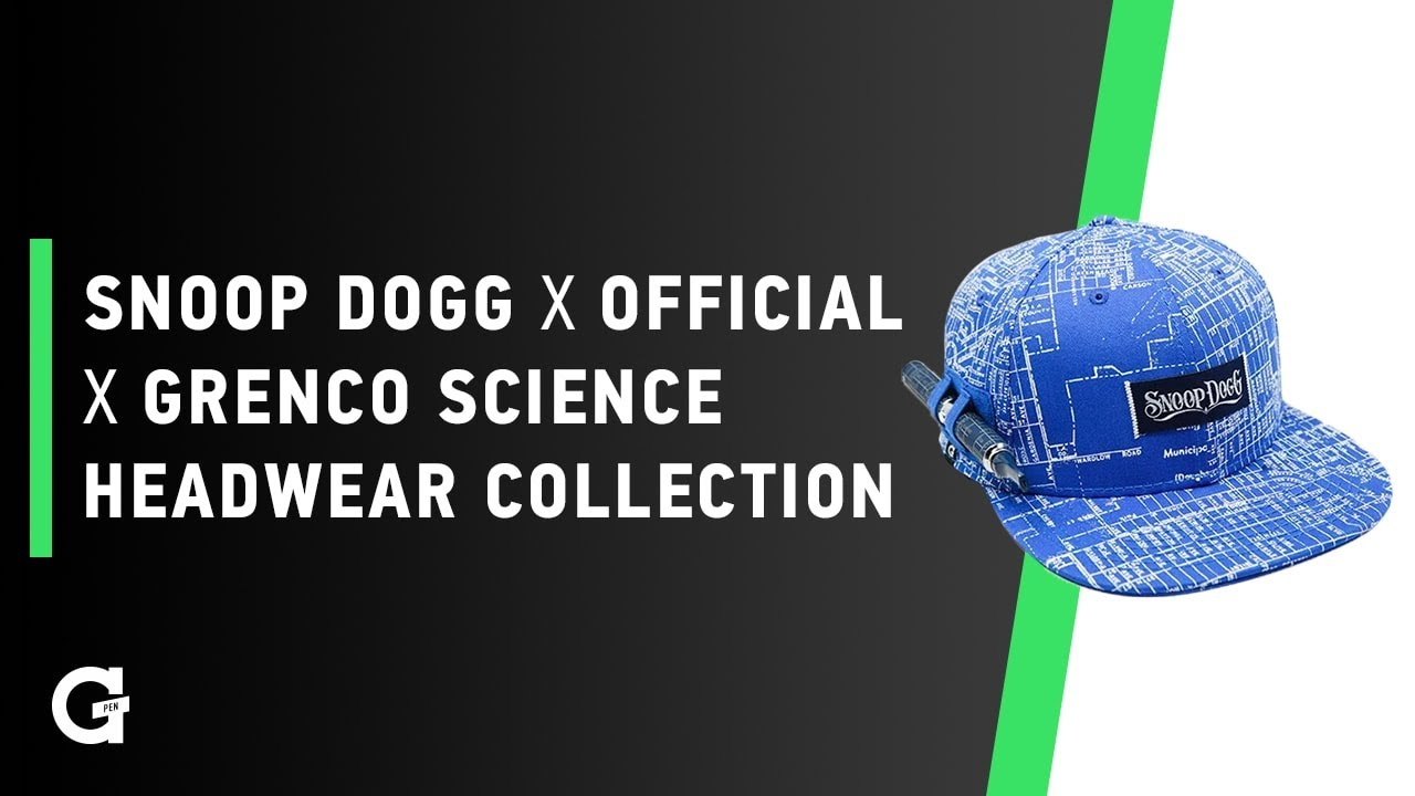 507c362cda7 Introducing the Snoop Dogg x Official x Grenco Science Headwear Collection