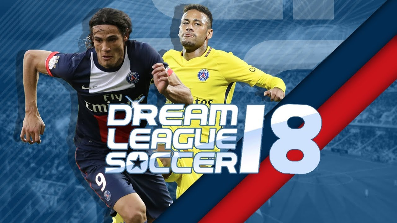 df11bdaf01c Time do PSG (Paris Saint-Germain) no Dream League Soccer 2018 - YouTube