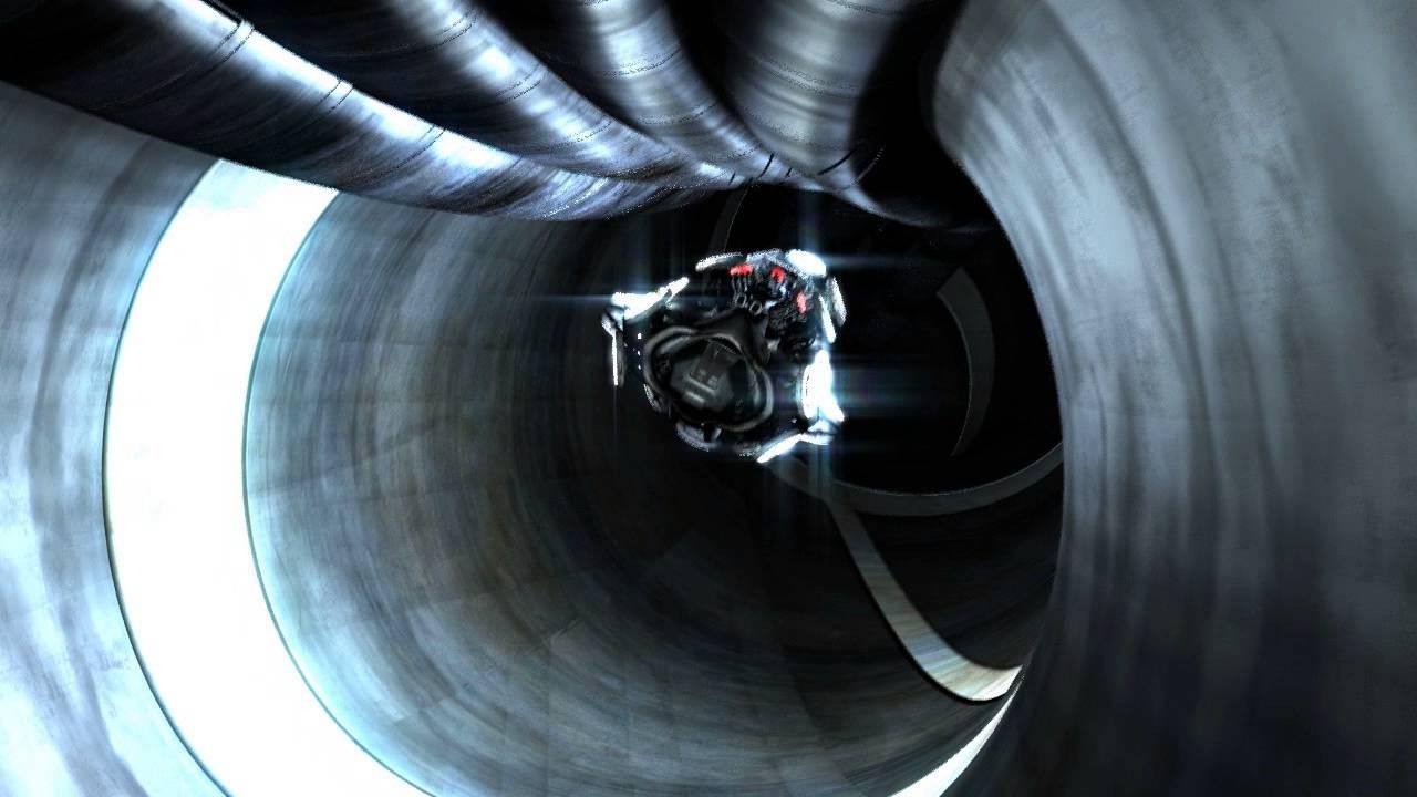 Matrix Hovercraft WIP 02 - YouTube