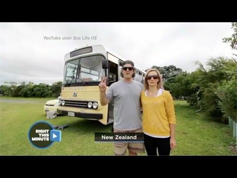 BUS LIFE NZ - RV Living Channel Trailer