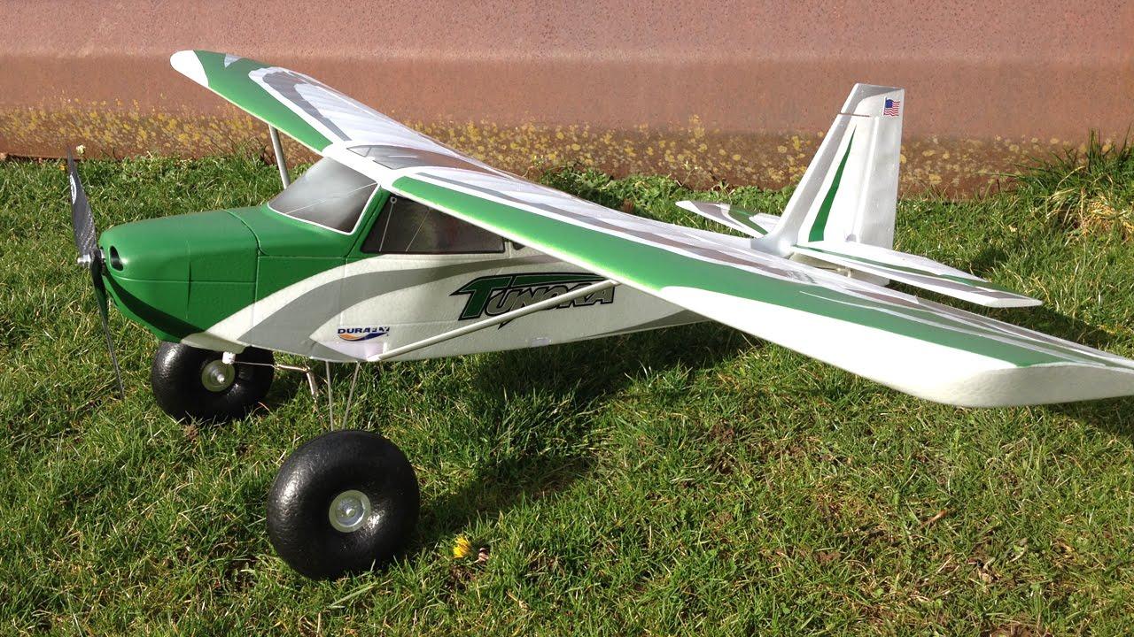 Bill's Third Flight & Landing Gear Test - HobbyKing ...