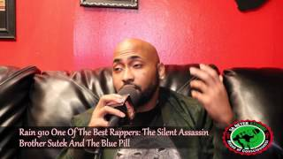 Rain 910 One Of The Best Rappers  The Silent Assassin