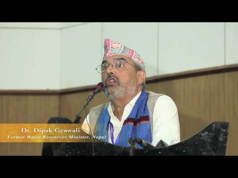 Dr Dipak Gyawali Addressing NADI 2016