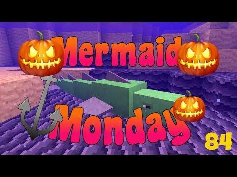 HALLOWEEN!   Mermaid Mondays! Ep.84!    Amy Lee33