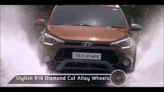 Koyal Rana in Hyundai i20 Active TVC