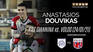 Anastasios Douvikas vs. Pas Giannina (24/01/21) | PROSPORT.GR