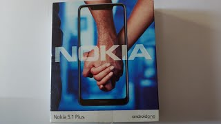 Unboxing of Nokia 5.1 Plus Rs-9990