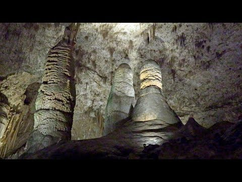 Experience Carlsbad Caverns in 4K Ultra HD