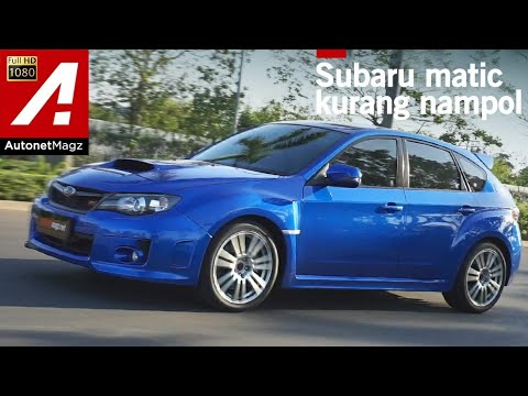 Subaru WRX STI Hatcback Review & Test Drive By AutonetMagz