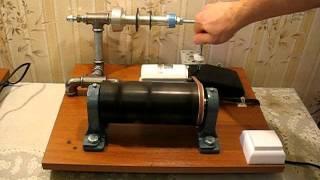 DIY: Electric Cone Wool Winder / Wool Spinner / Yarn Winder / Wollwickler