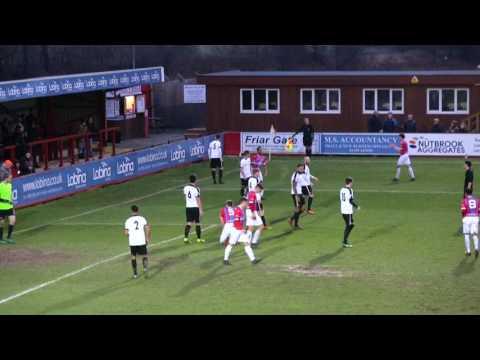 CTTV Highlights: Ilkeston 0 - 1 Corby Town: