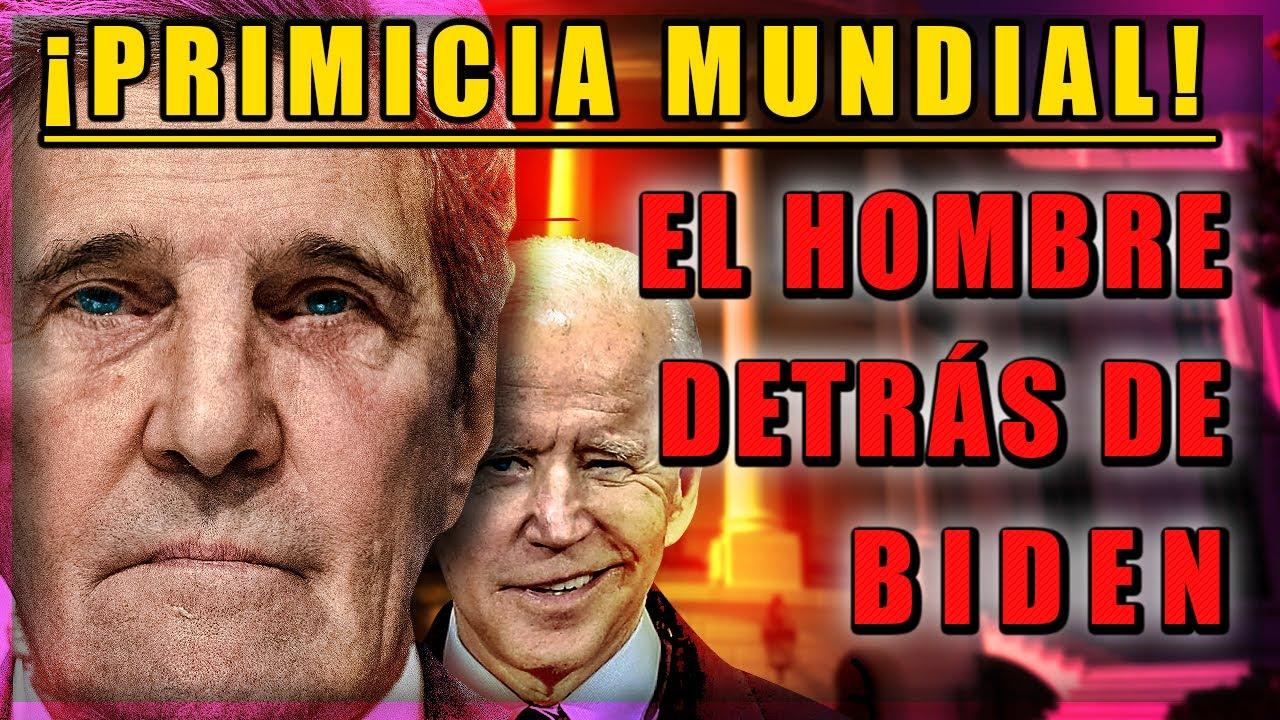 🔴 ¿Quién Controla al PRESIDENTE? ▶ La Historia de John Kerry y la Logia Skull & Bones
