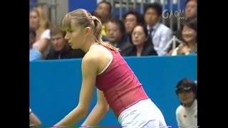 Daniela Hantuchova vs Maria Sharapova - Tokyo 2004