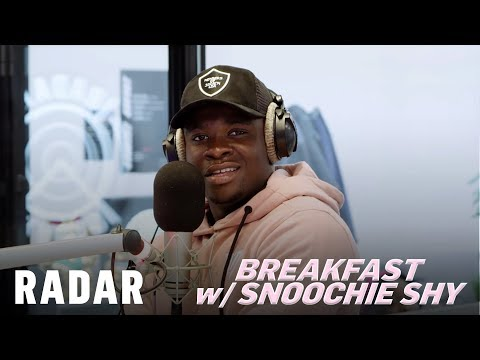 Big Shaq on Breakfast w/ Snoochie Shy