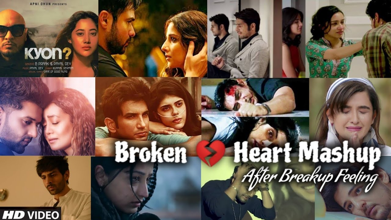 Download Broken Heart Mashup | Midnight Memories | Chillout Mashup | Breakup Mashup | Sad Song Find Out Think