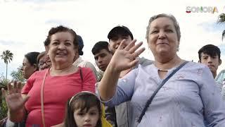 Desfile de aniversario de la Revolución Mexicana