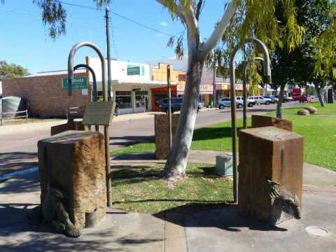 Winton Pictorial - Queensland.