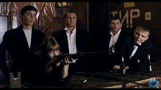 Девушка показала братве как нужно стрелять метко | Фильм