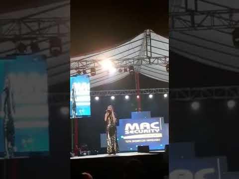 Salinas Summer Fashion Dance Show  De Chicho Trujillo. Animadora Jasú Montero.