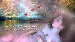 Love Changes Everything Climie Fisher Lyrics HD