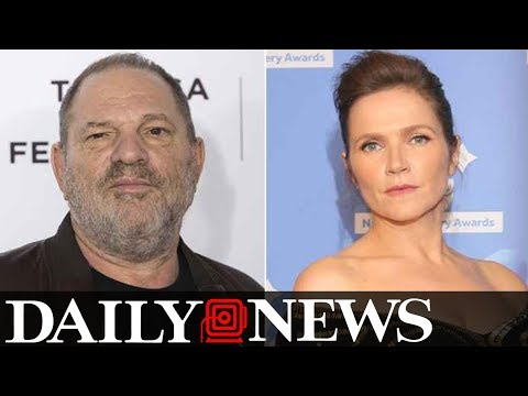 Actress Jessica Hynes and others share Harvey Weinstein stories