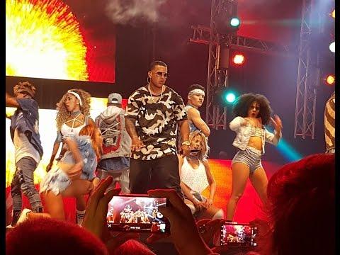Daddy Yankee en Uruguay