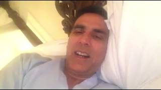 Akshay Kumar live on  Facebook discuss on the topic of Ayurveda