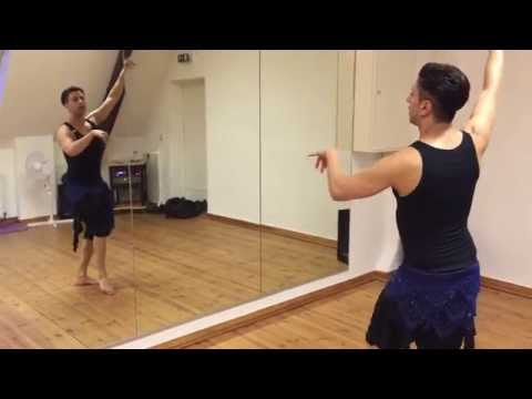 How to Do a Belly Roll | Belly Dancing from YouTube · Duration:  1 minutes 52 seconds