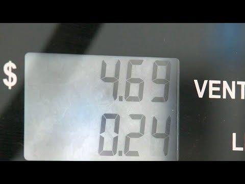 Mexican residents seek alternative transport as fuel shortage hits