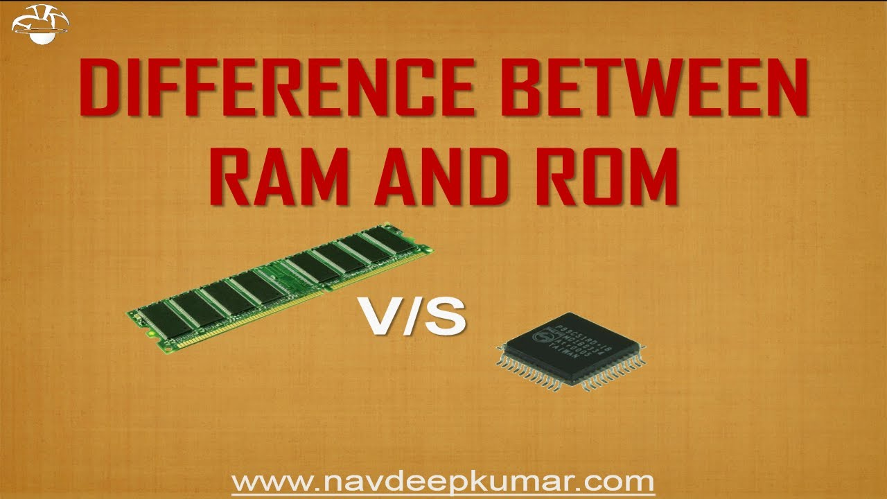 what is ram and rom pdf