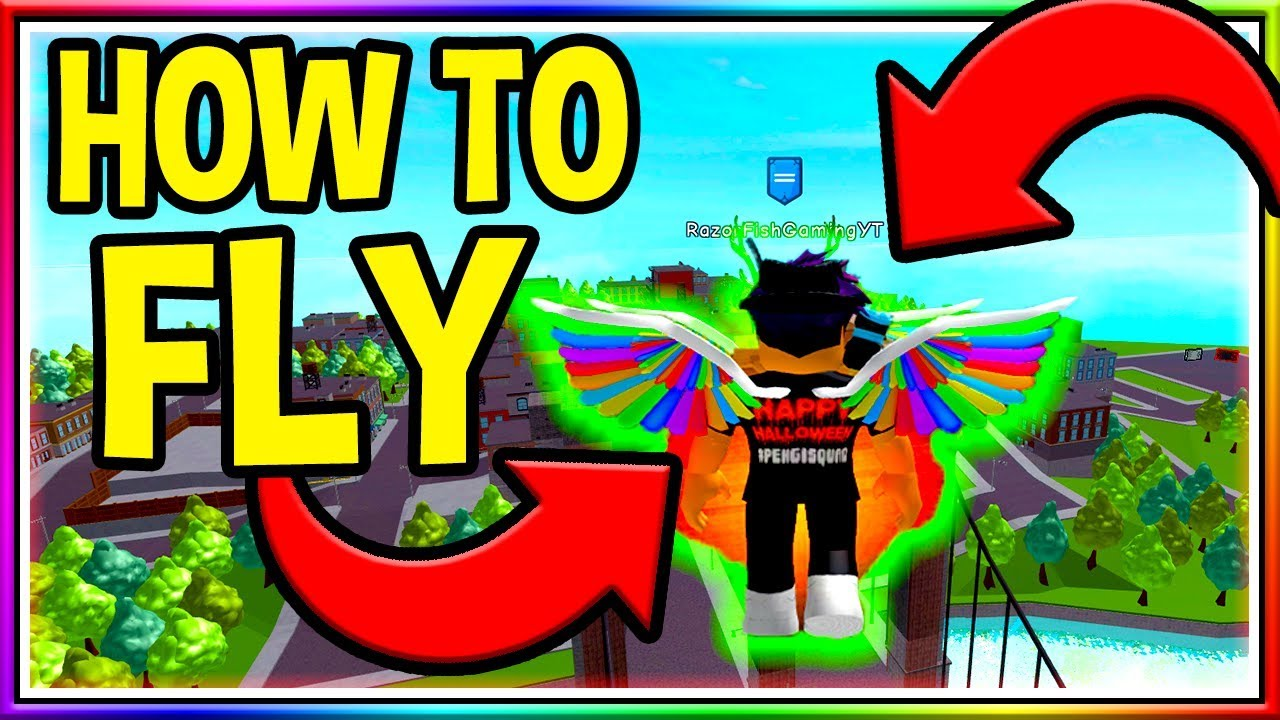HOW TO FLY IN SUPER POWER TRAINING SIMULATOR Roblox - YouTube