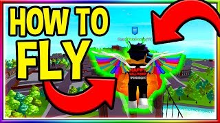 COME FLY IN SUPER POWER TRAINING SIMULATOR Roblox