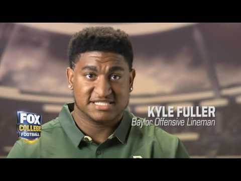Fox College Football Intro Baylor and OSU