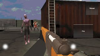 Zombie Kill For Money 3D Shooter